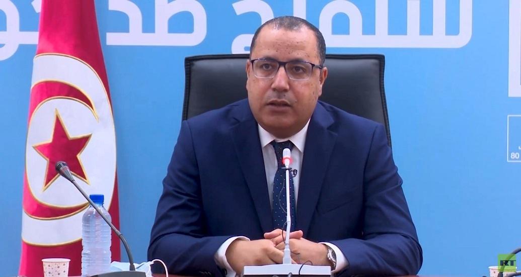 رئيس الحكومة التونسية يتهم وزير الصحة المقال