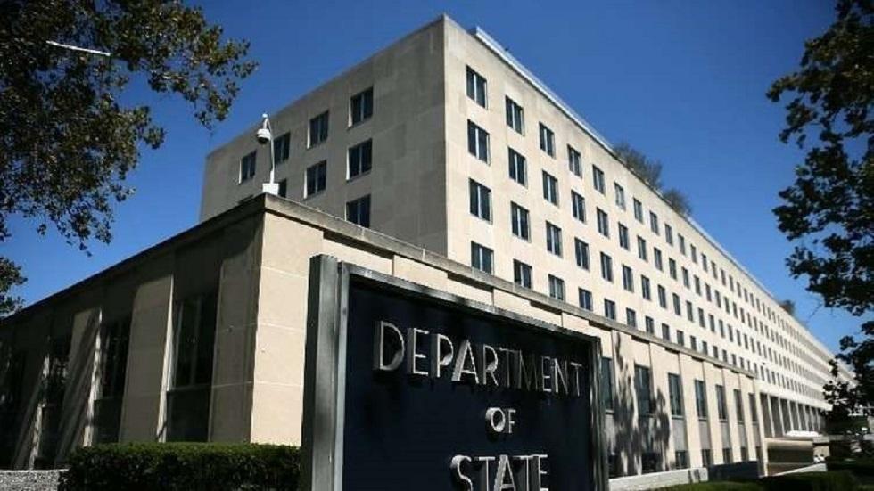 الخارجية الأمريكية: عقوباتنا المفروضة على