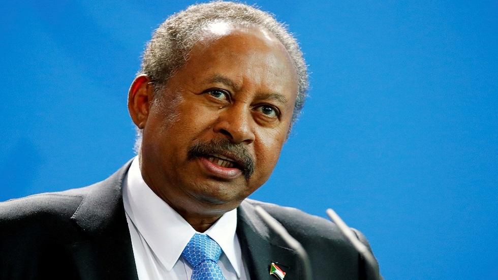 حمدوك: السودان لا يزال يدعو لاتفاق قانوني وملزم حول سد النهضة