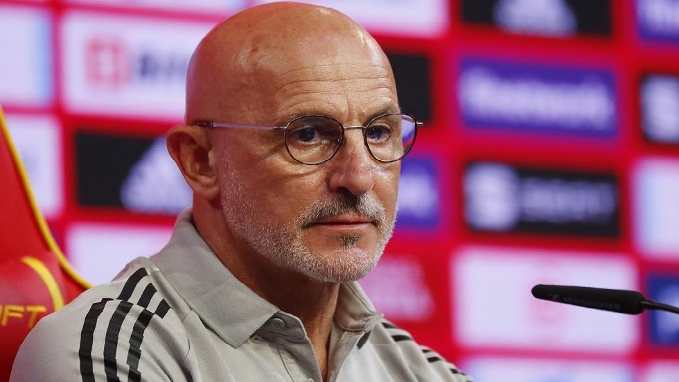 مدرب إسبانيا يحدد ميزة مصر عشية مواجهة المنتخبين في أولمبياد طوكيو