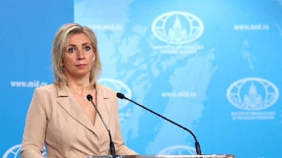 زاخاروفا تفند إعلان بولندا حول عدم تنفيذ الالتزامات المتعلقة بطائرة