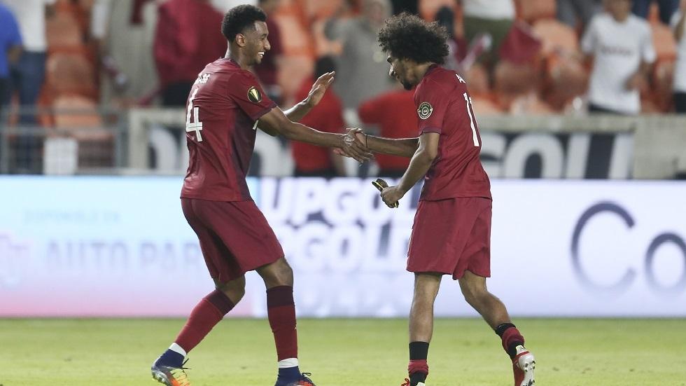 الكأس الذهبية.. قطر تهزم هندوراس وتبلغ دور الثمانية (فيديو)