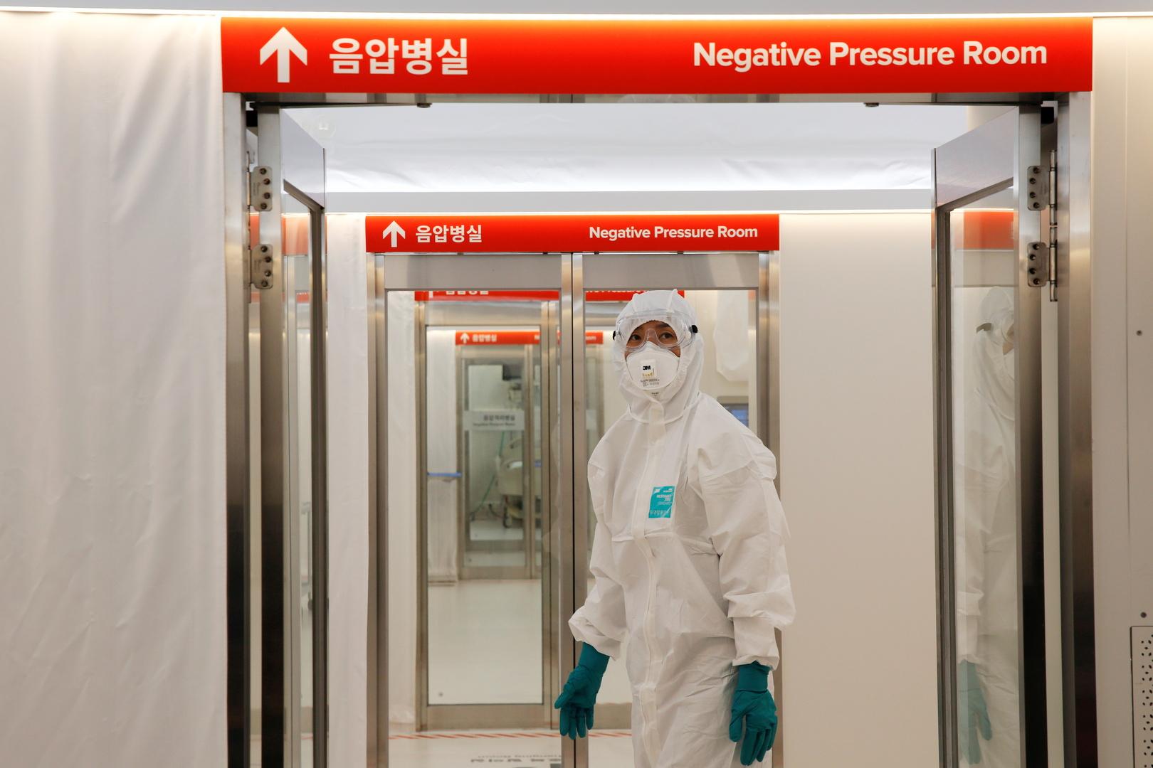 وسط تصاعد الفيروس على مستوى البلاد.. السلطات الكورية الجنوبية تعلن حالة التأهب القصوى