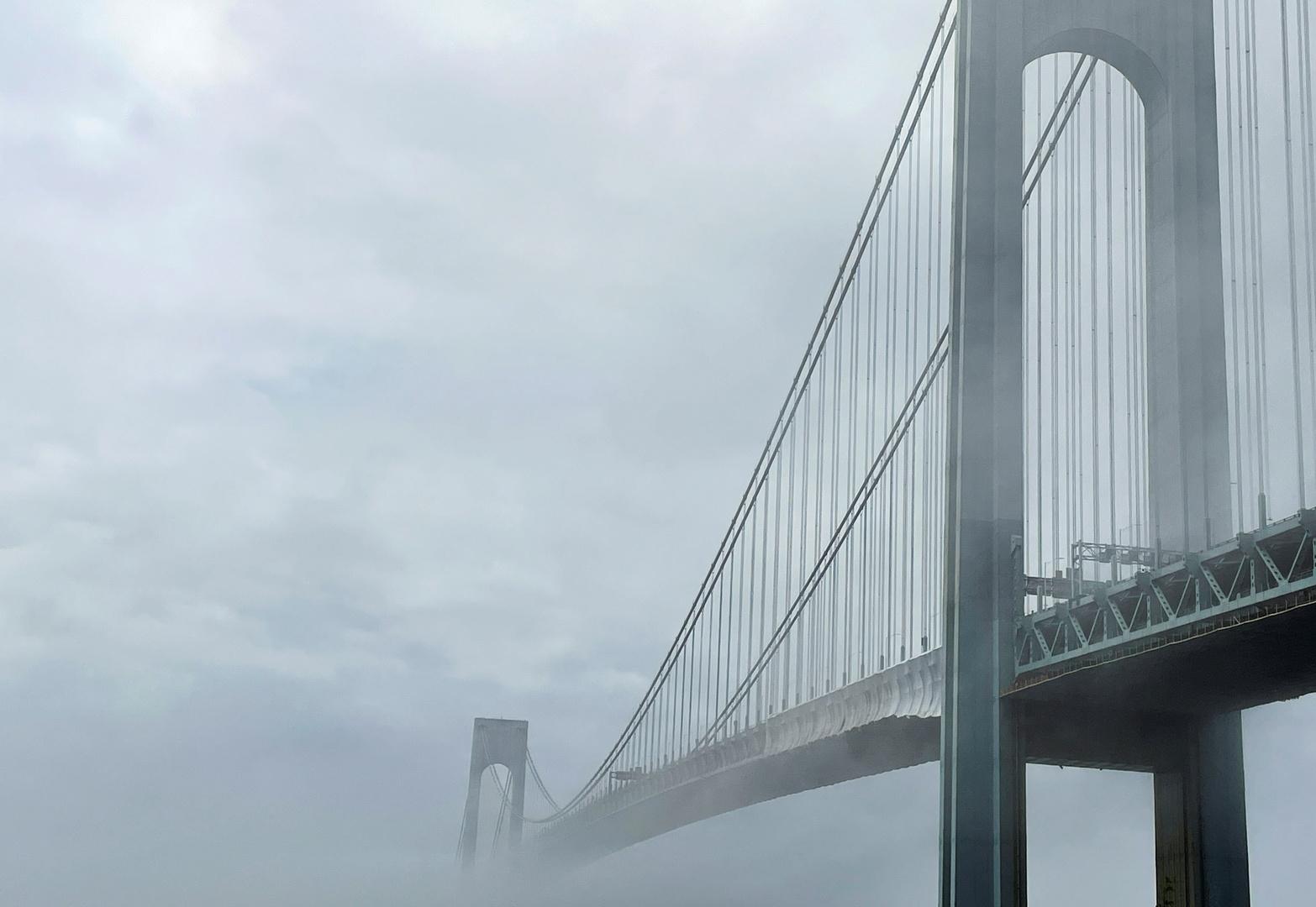 ضباب دخاني يغطي نيويورك بفعل حرائق غرب الولايات المتحدة