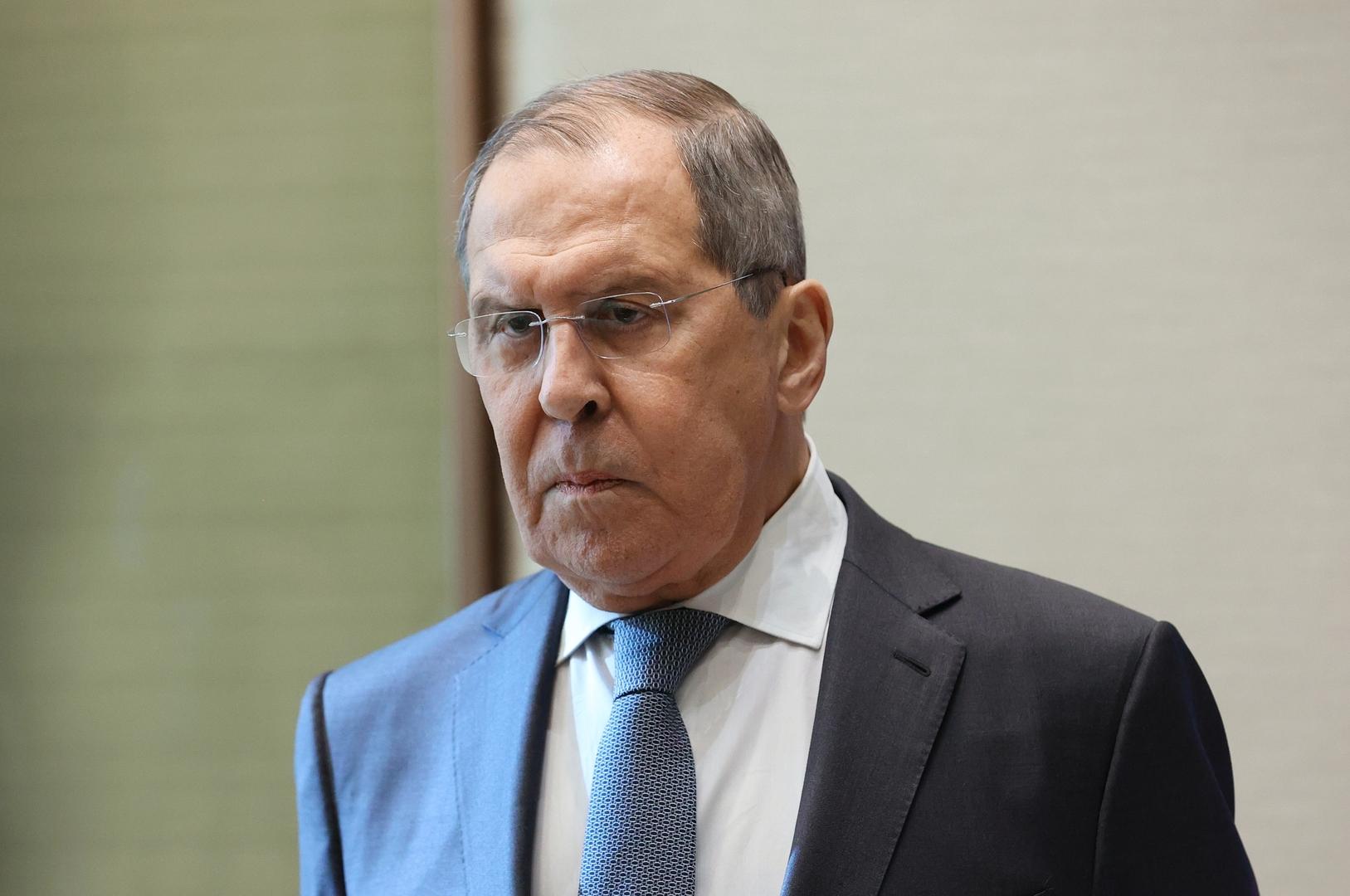 لافروف: لم نعرض على واشنطن استخدام قواعدنا في آسيا الوسطى