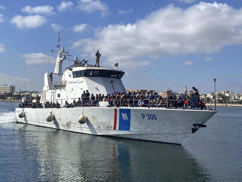 مسؤولة أممية: غرق 20 مهاجرا قبالة ساحل ليبيا