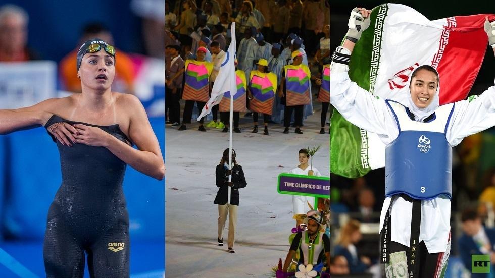 تعرف على تشكيلة الفريق الأولمبي للاجئين إلى طوكيو 2020 ومن أي دول؟