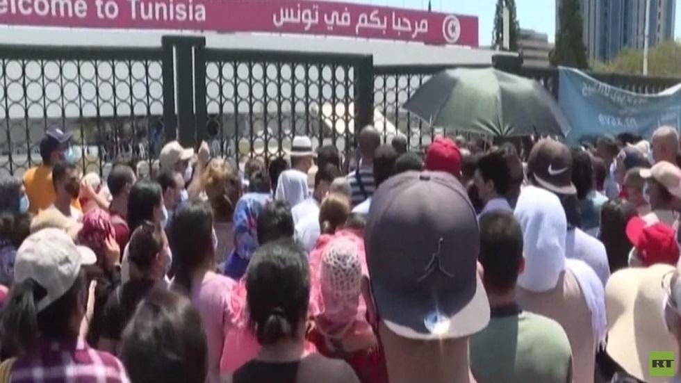 سعيد: الجيش التونسي سيتولى إدارة أزمة كورونا