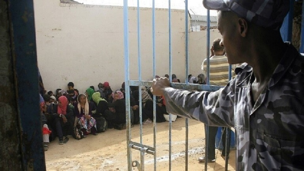 مهاجرون غير شرعيون في السودان - أرشيف