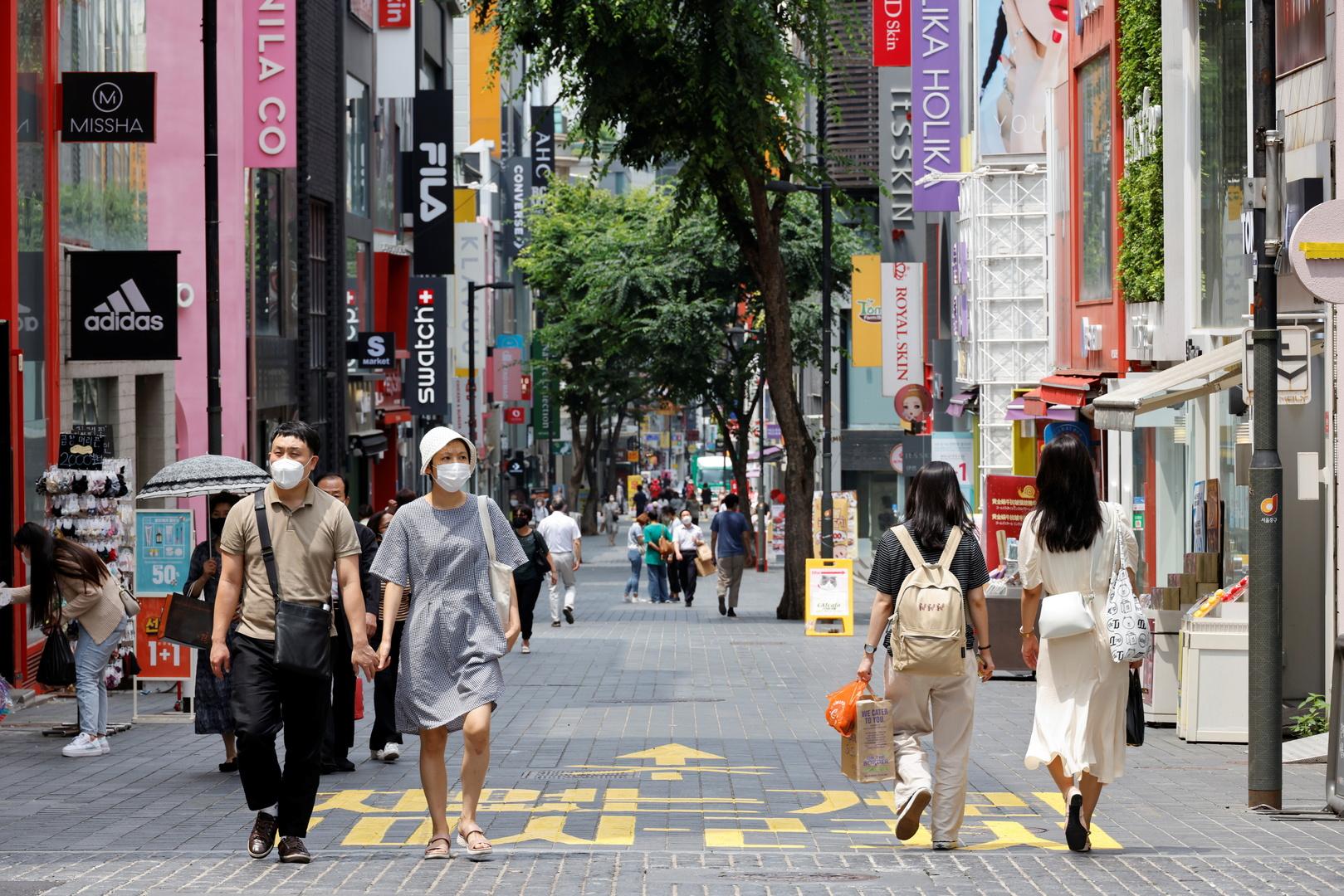 كوريا الجنوبية تسجل أعلى زيادة يومية لحالات كورونا