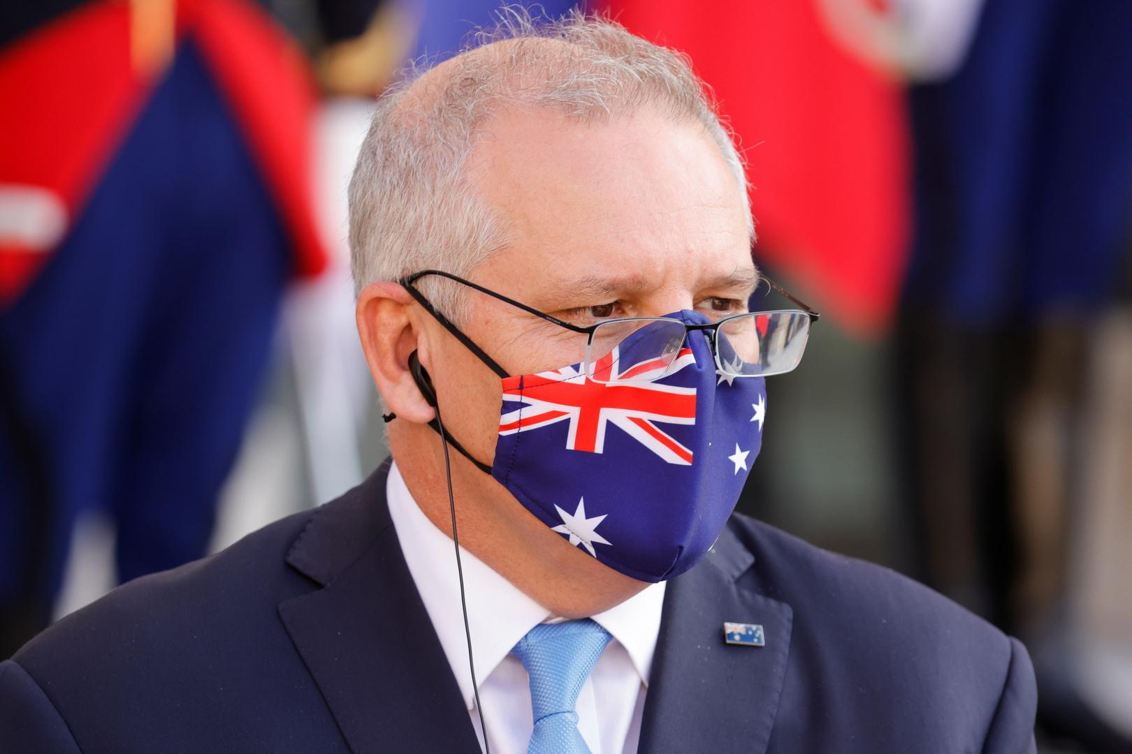 رئيس الوزراء الأسترالي يتعرض للانتقاد بسبب تعامله مع جائحة كورونا