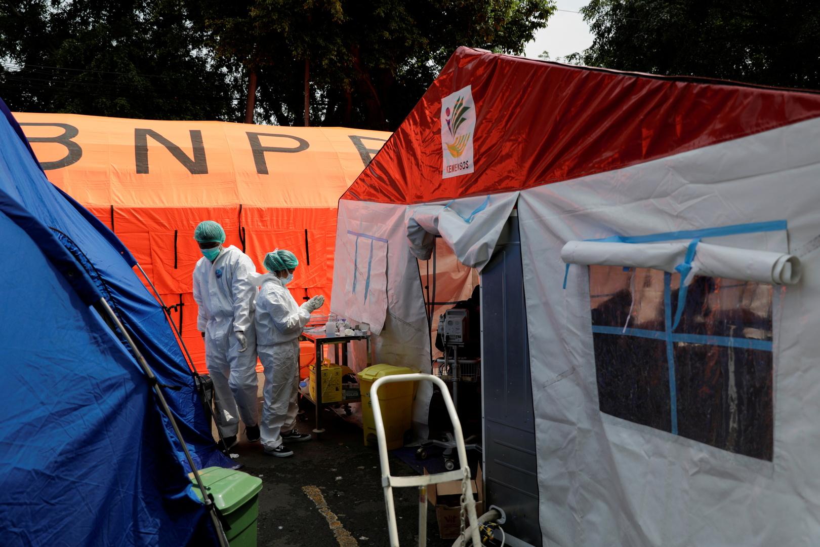 إندونيسيا تدرس تخفيف قيود مكافحة كورونا ومنظمة الصحة العالمية تحث على تشديدها