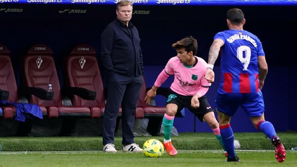 برشلونة يدشن استعداداته للموسم الجديد بفوز كاسح (فيديو)