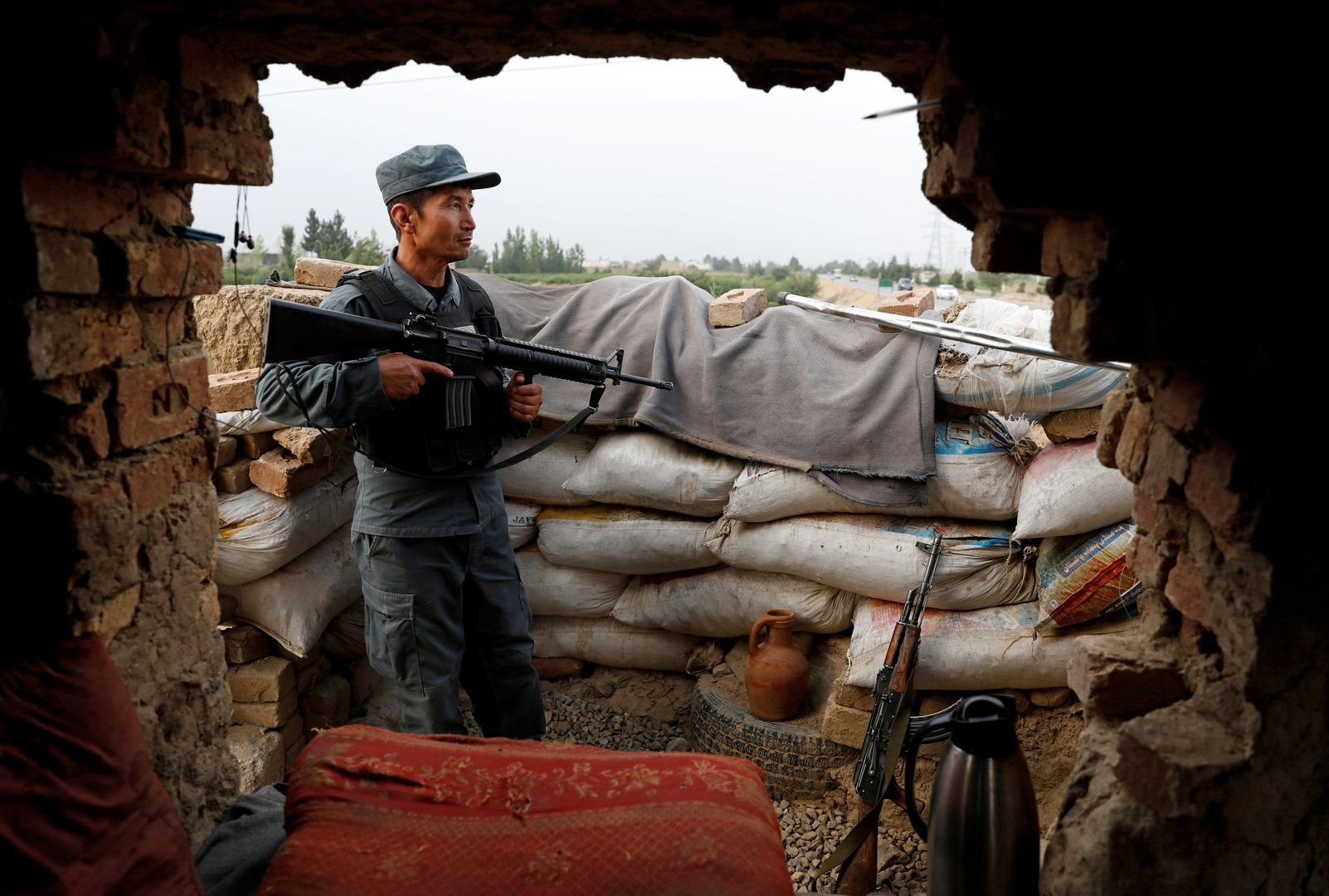 الخارجية الروسية: نحن على اتصال دائم مع أوزبكستان بسبب الوضع الأمني في أفغانستان