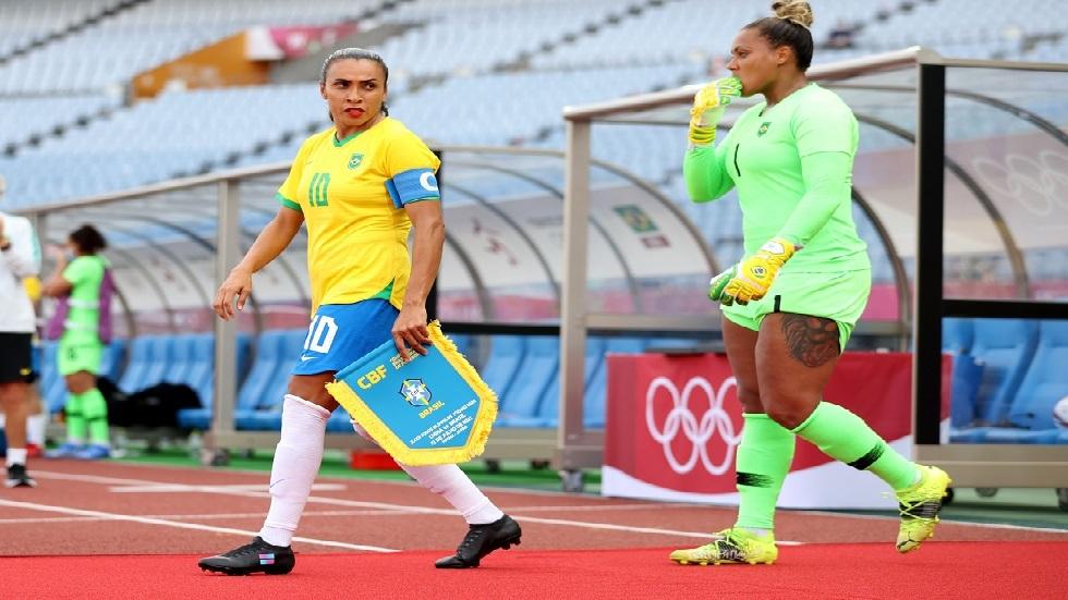 بيليه يشيد بالإنجاز التاريخي لمواطنته مارتا في أولمبياد طوكيو