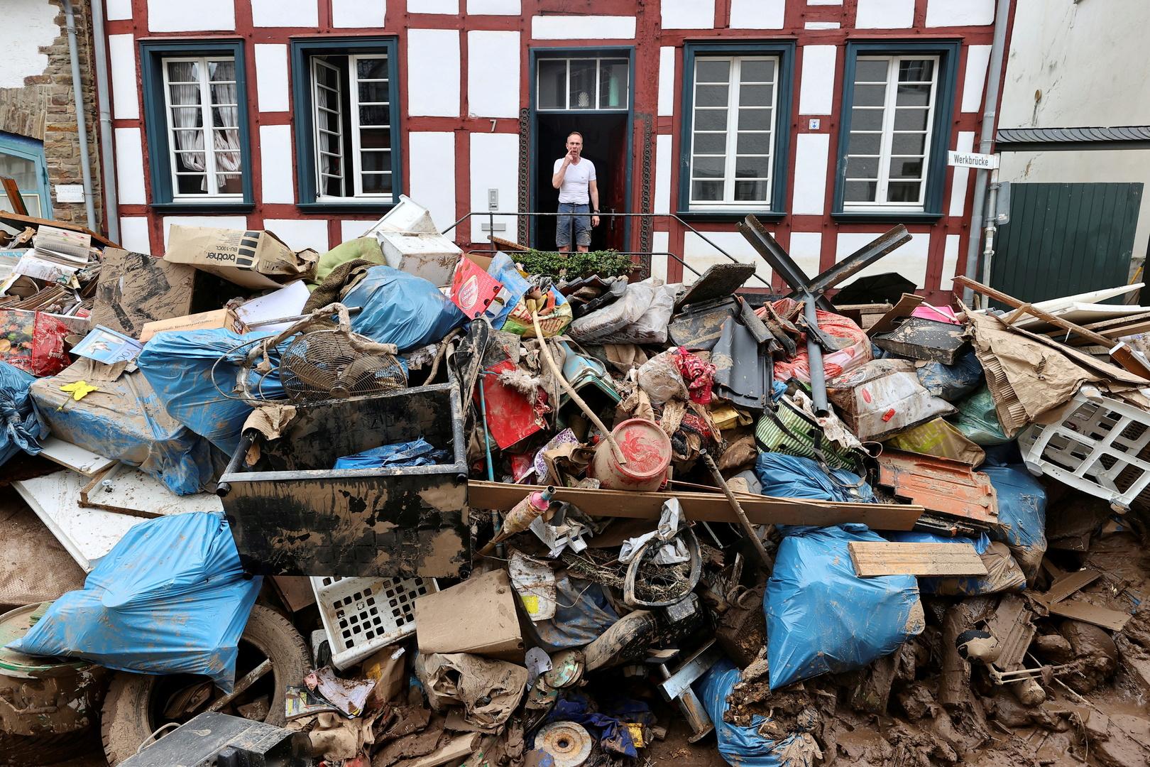 دراسة تتوقع استمرار العواصف والفيضانات في أوروبا لسنوات قادمة