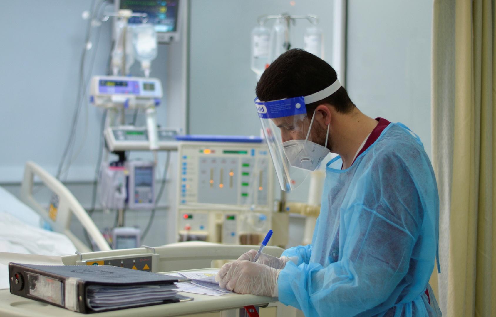 الصحة العراقية تسجل 81 حالة وفاة جديدة بكورونا