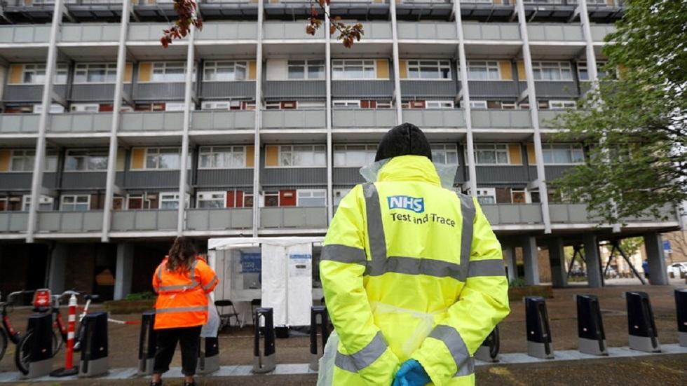 هيئة صحية بريطانية تطلب من مئات آلاف المقيمين عزل أنفسهم لمخالطتهم مرضى بكورونا