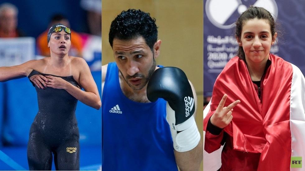 عدد اللاجئين السوريين المشاركين في الفريق الأولمبي للاجئين في طوكيو 2020 يفوق عدد منتخب سوريا