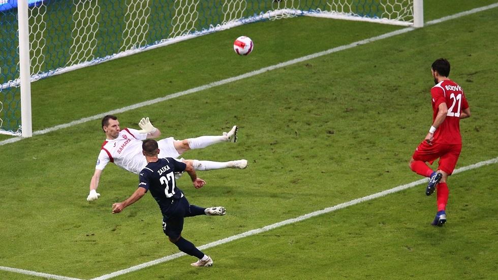 سوتشي يهزم كيشلا الأذربيجاني في تصفيات الدوري الأوروبي (فيديو)