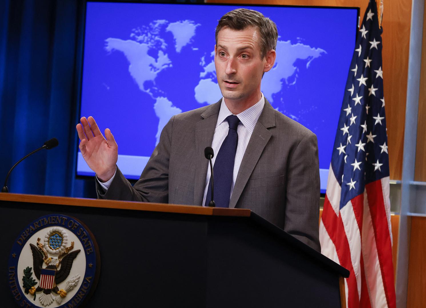 الخارجية الأمريكية: تطابق في مصالحنا ومصالح الصين بشأن كوريا الشمالية