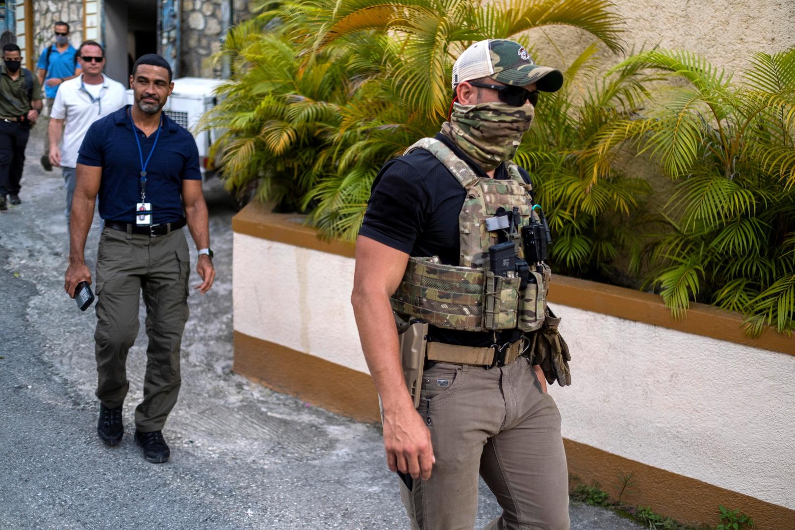الخارجية الأمريكية: 6 يشتبه في تورطهم باغتيال رئيس هايتي تدربوا في برنامج عسكري أمريكي
