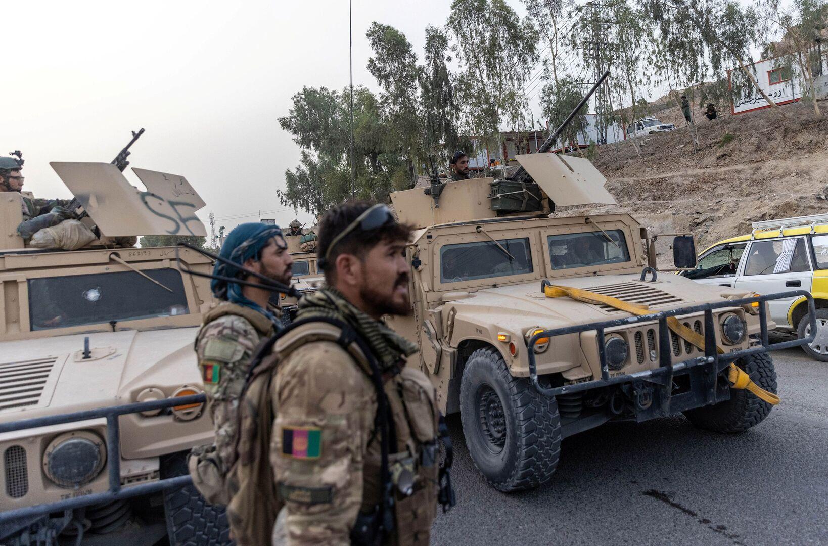 مقتل 100 مدني على يد مجهولين في أفغانستان