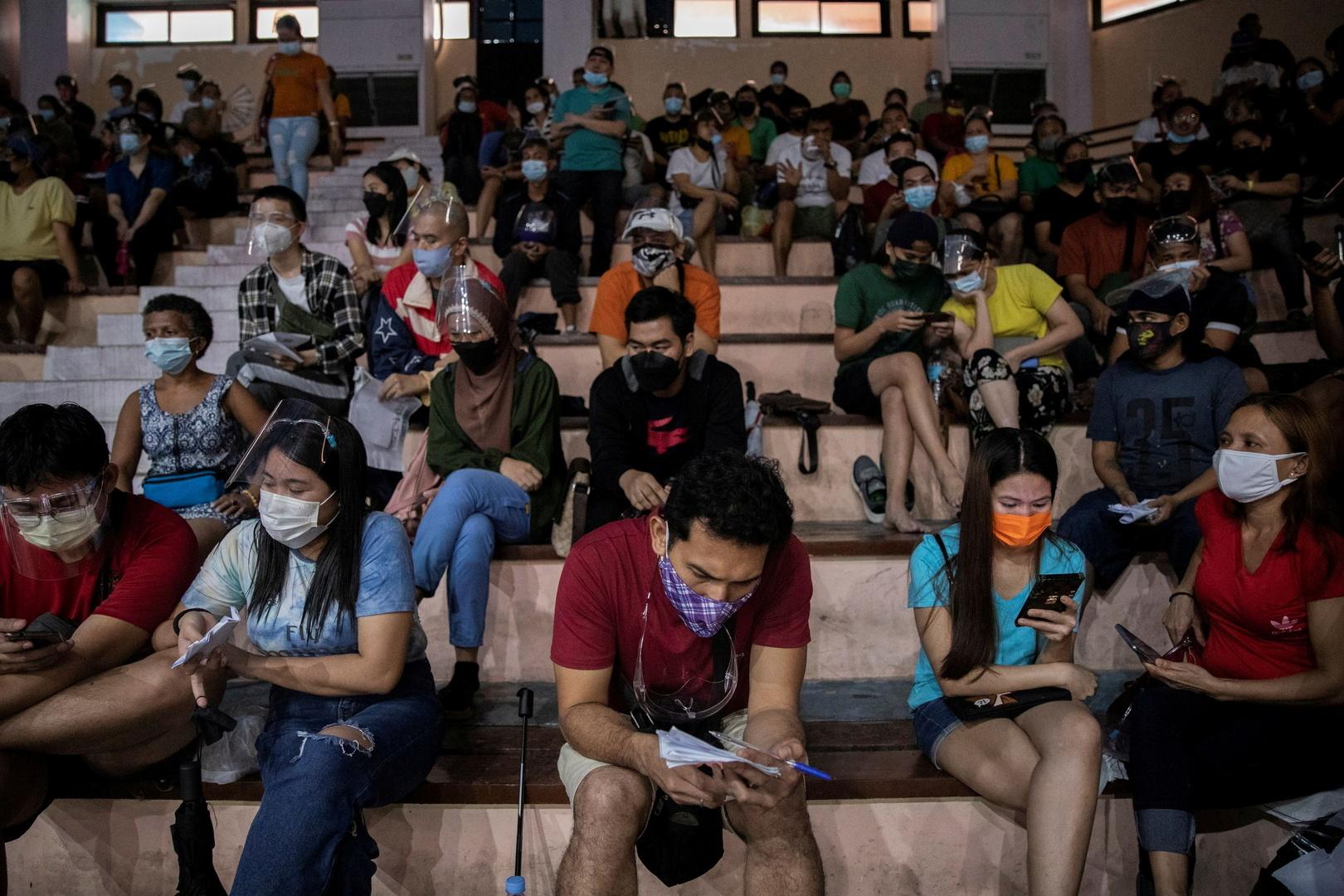 الفلبين تقرر منع دخول المسافرين من ماليزيا وتايلاند للحد من انتشار سلالة دلتا