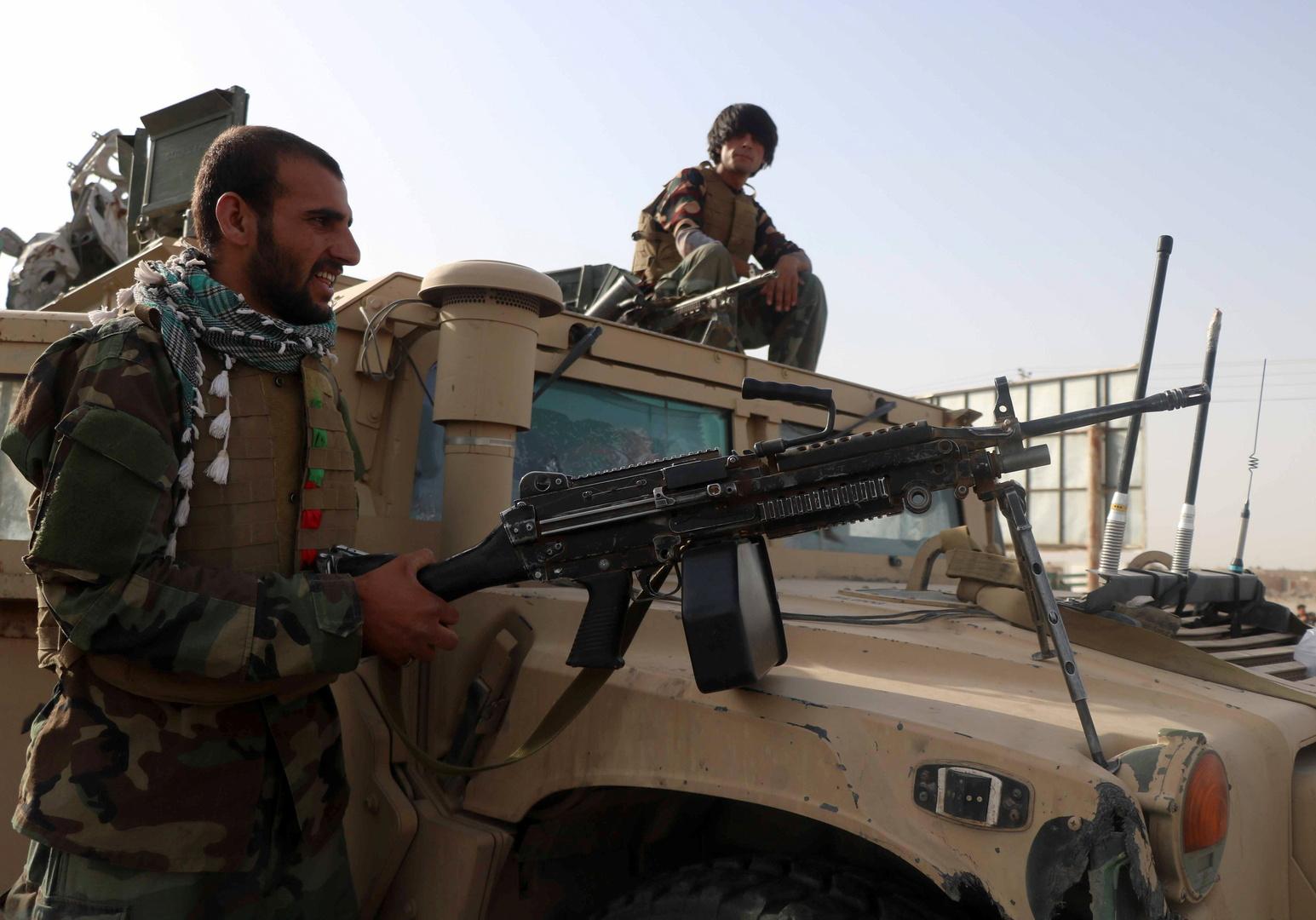 القوات الأفغانية تستعيد السيطرة على منطقة غربي البلاد ومقتل وإصابة العشرات من