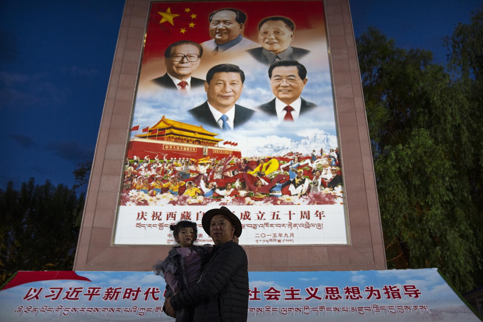 الرئيس الصيني يزور التبت وسط تزايد القيود على الدين