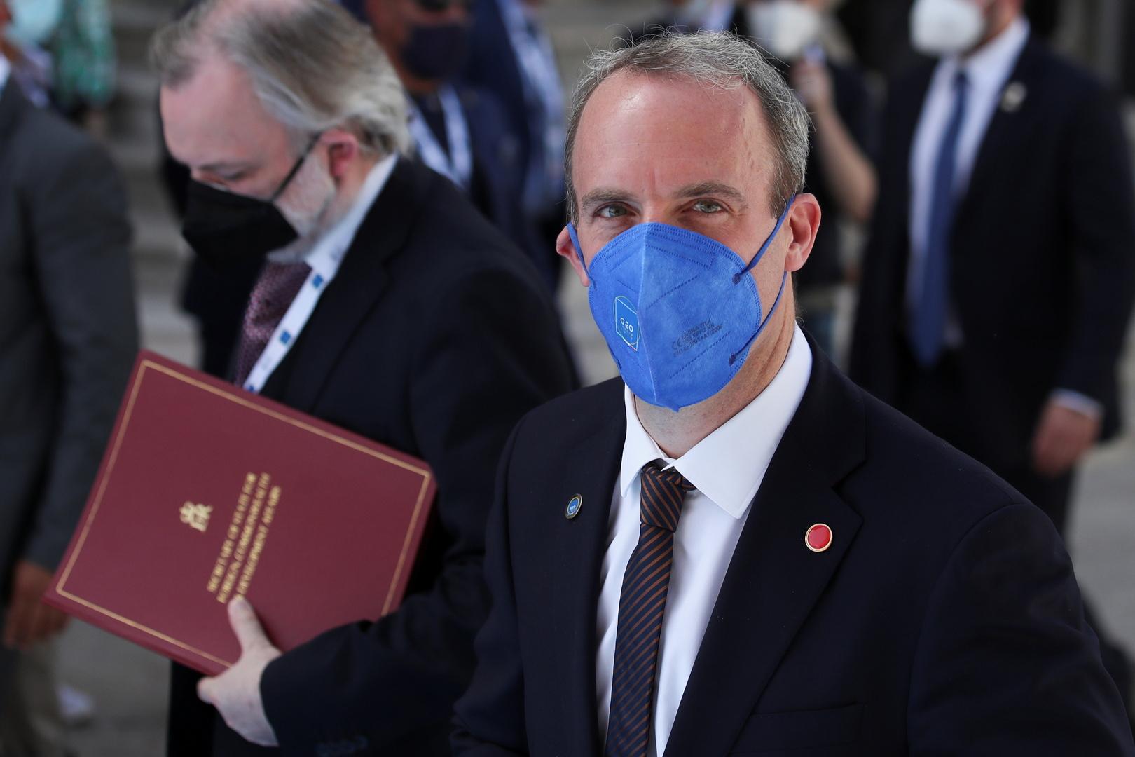 بينهم مسؤول عراقي سابق.. بريطانيا تفرض عقوبات على 5 أشخاص تتهمهم بالفساد