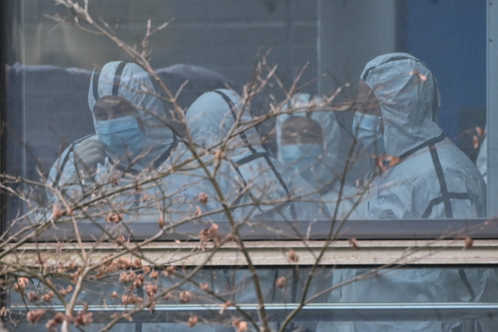 خبراء صينيون سيختبرون عينات دم أخذت من مدينة