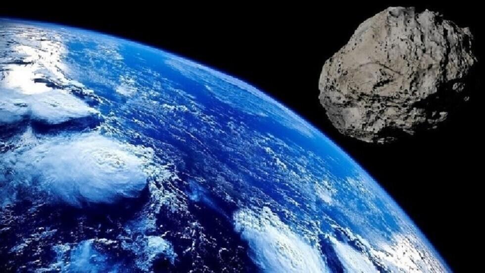 صخرة فضائية تندفع باتجاه الأرض وستمر بالقرب من المدار غدا