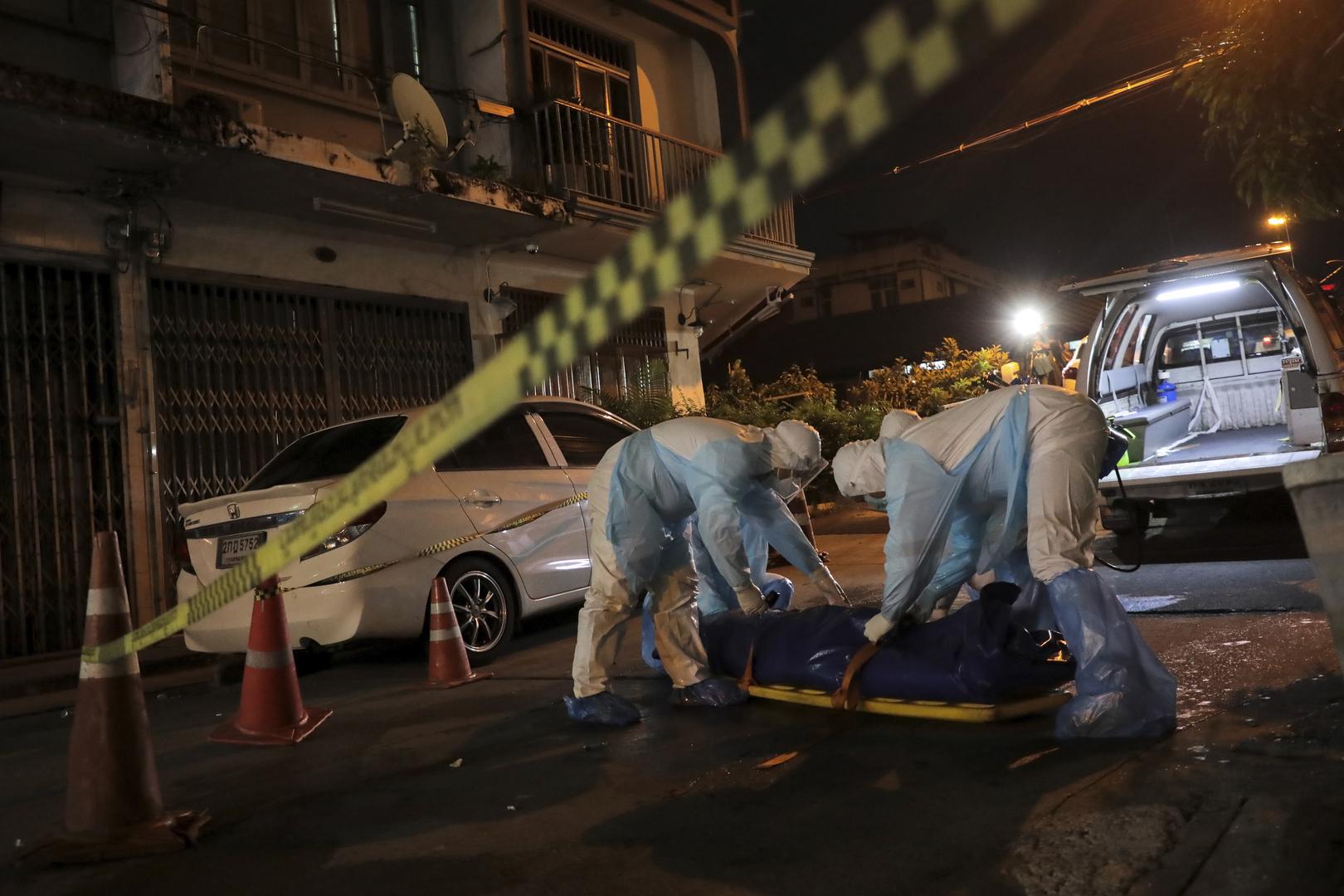 تايلاند.. بانكوك تغلق الأماكن العامة مع ازدياد حالات الوفيات والإصابات بكورونا
