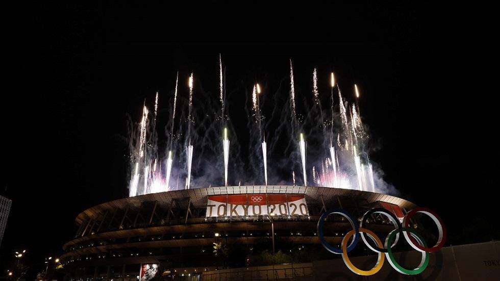 إمبراطور اليابان يفتتح رسميا أولمبياد طوكيو