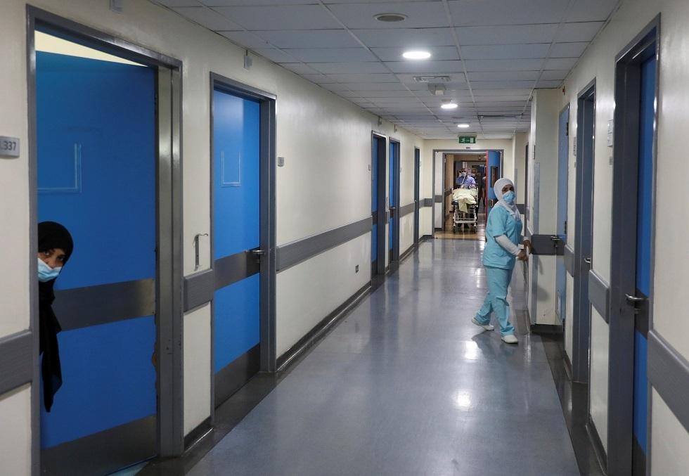 مستشفى في لبنان