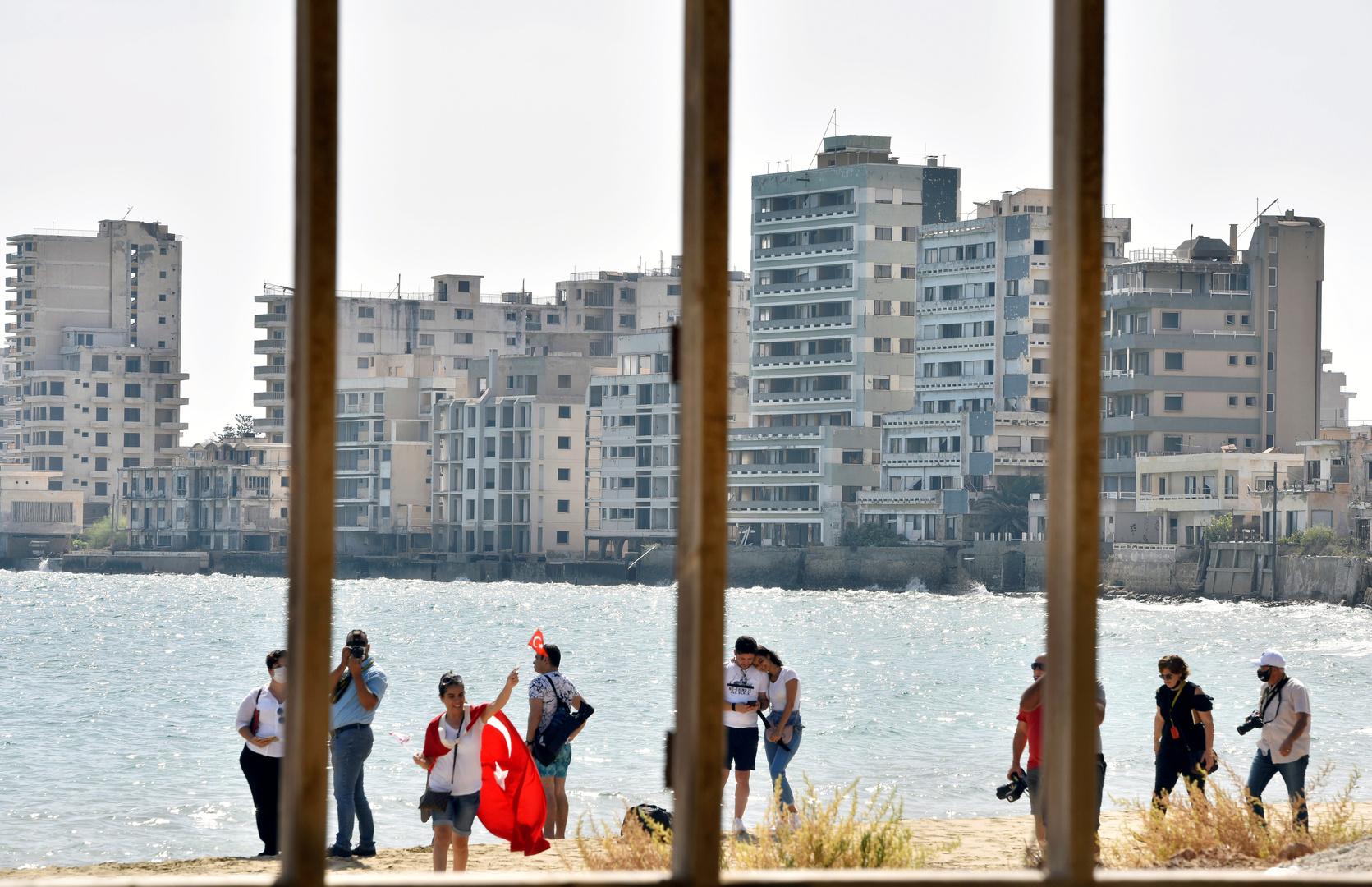 تركيا ترفض بيان مجلس الأمن الدولي بشأن قبرص