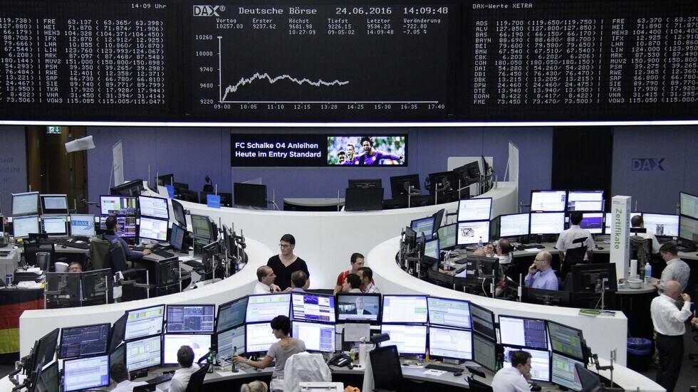 الأسهم الأوروبية تغلق عند أعلى مستوياتها على الإطلاق