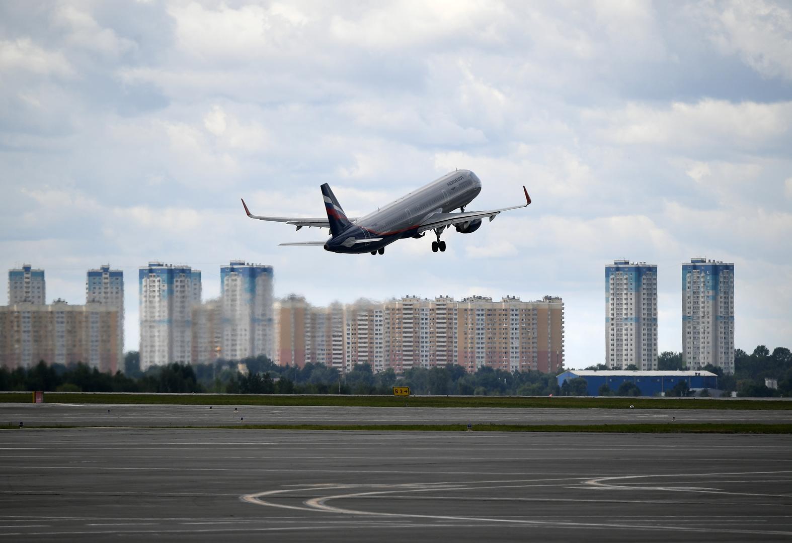 روسيا تستأنف الرحلات الجوية مع الغردقة وشرم الشيخ اعتبارا من 9 أغسطس