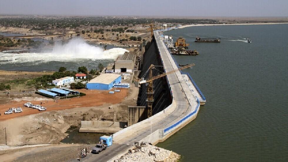 سد الروصيرص في السودان
