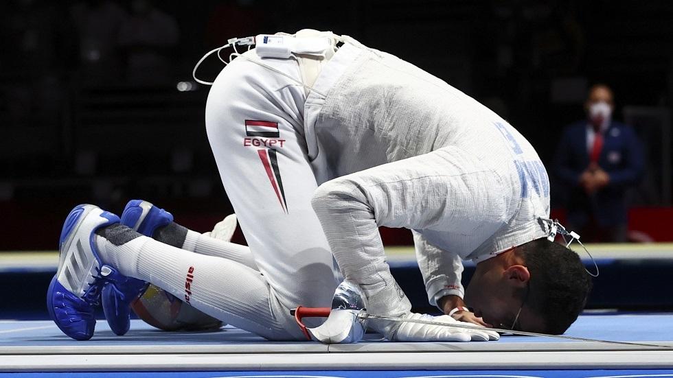 أولمبياد طوكيو.. المصري عامر يطيح بحامل فضية ريو 2016