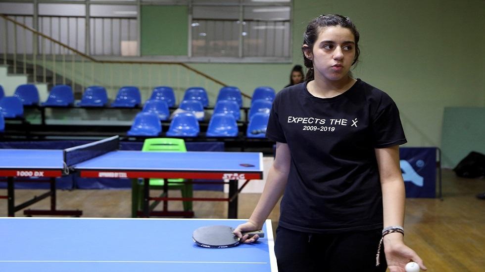 أولمبياد طوكيو.. خروج السورية ظاظا أصغر مشاركة في الألعاب