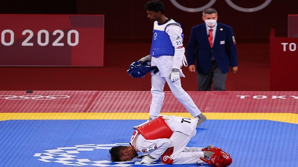 التونسي الجندوبي يقترب من منح بلاده والعرب أول ميدالية في أولمبياد طوكيو