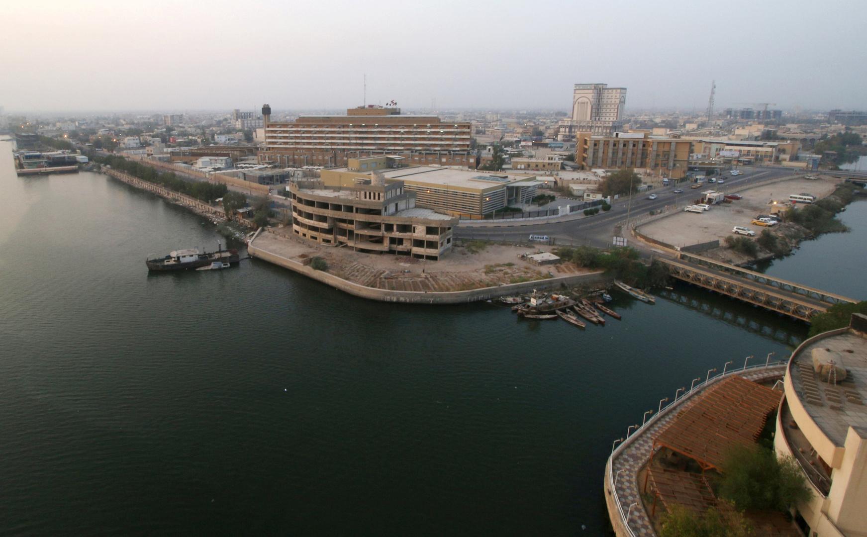 نهر شط العرب