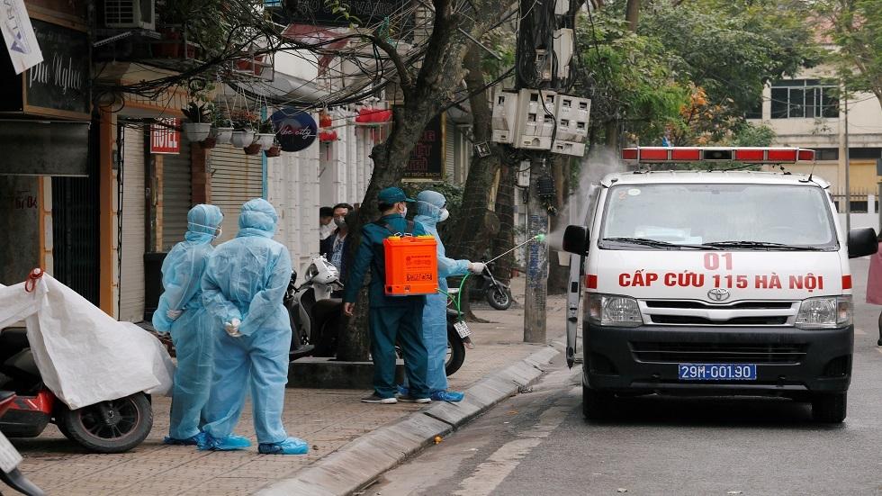 فيتنام تغلق العاصمة هانوي لمدة 15 يوما لارتفاع حالات الإصابة بكورونا