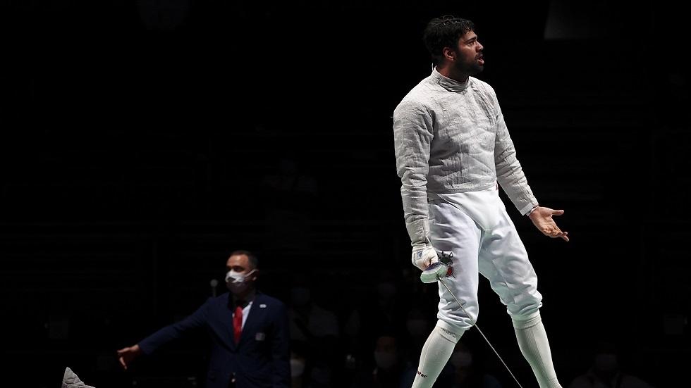 بعد بداية نارية.. المصري السيسي يخيب الآمال في أولمبياد طوكيو