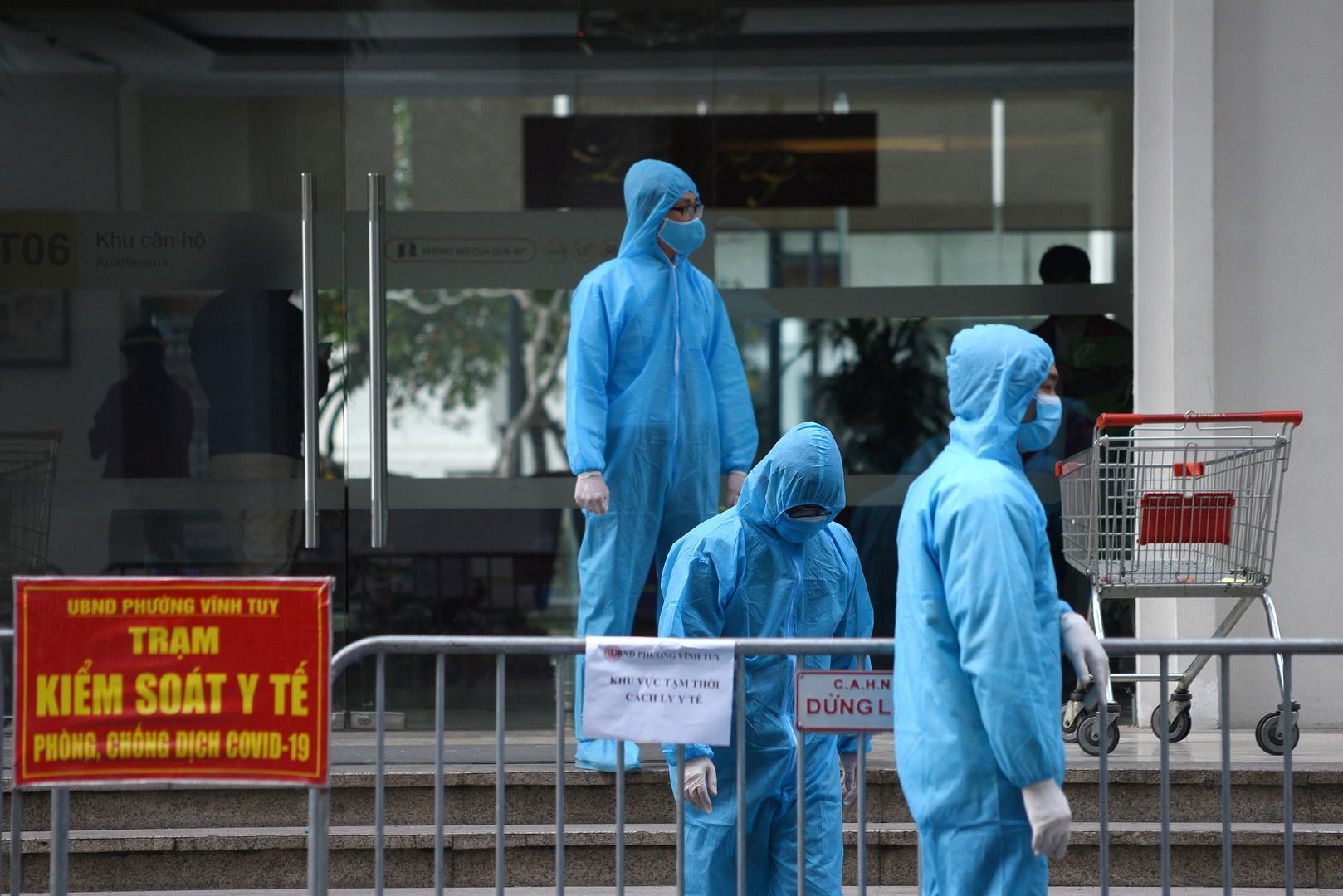 فيتنام توقف وسائل النقل العام في العاصمة وتشدد إجراءات مكافحة كورونا