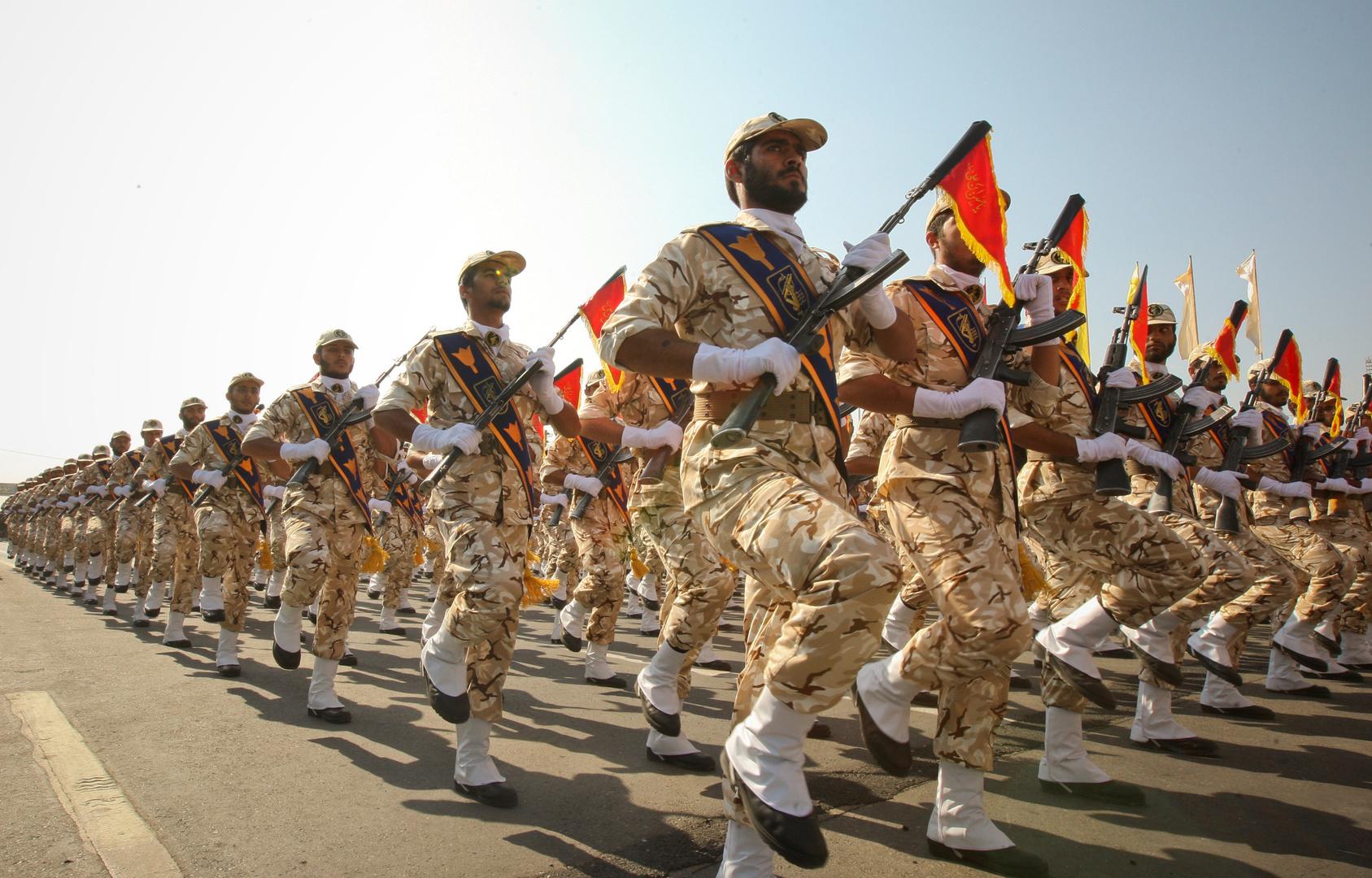 مقتل 4 عناصر من الحرس الثوري الإيراني في اشتباكات بجنوب شرق البلاد