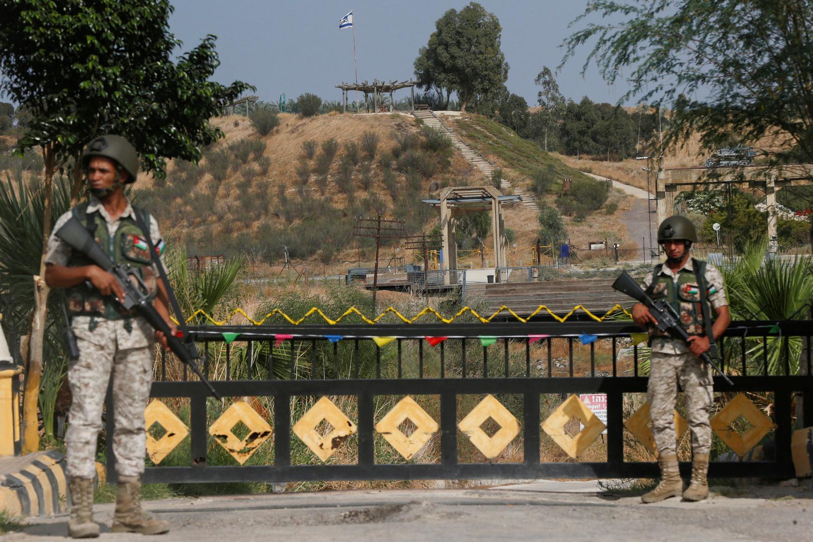 الأردن يكشف عن جنسيات المتسللين من أراضيه إلى إسرائيل