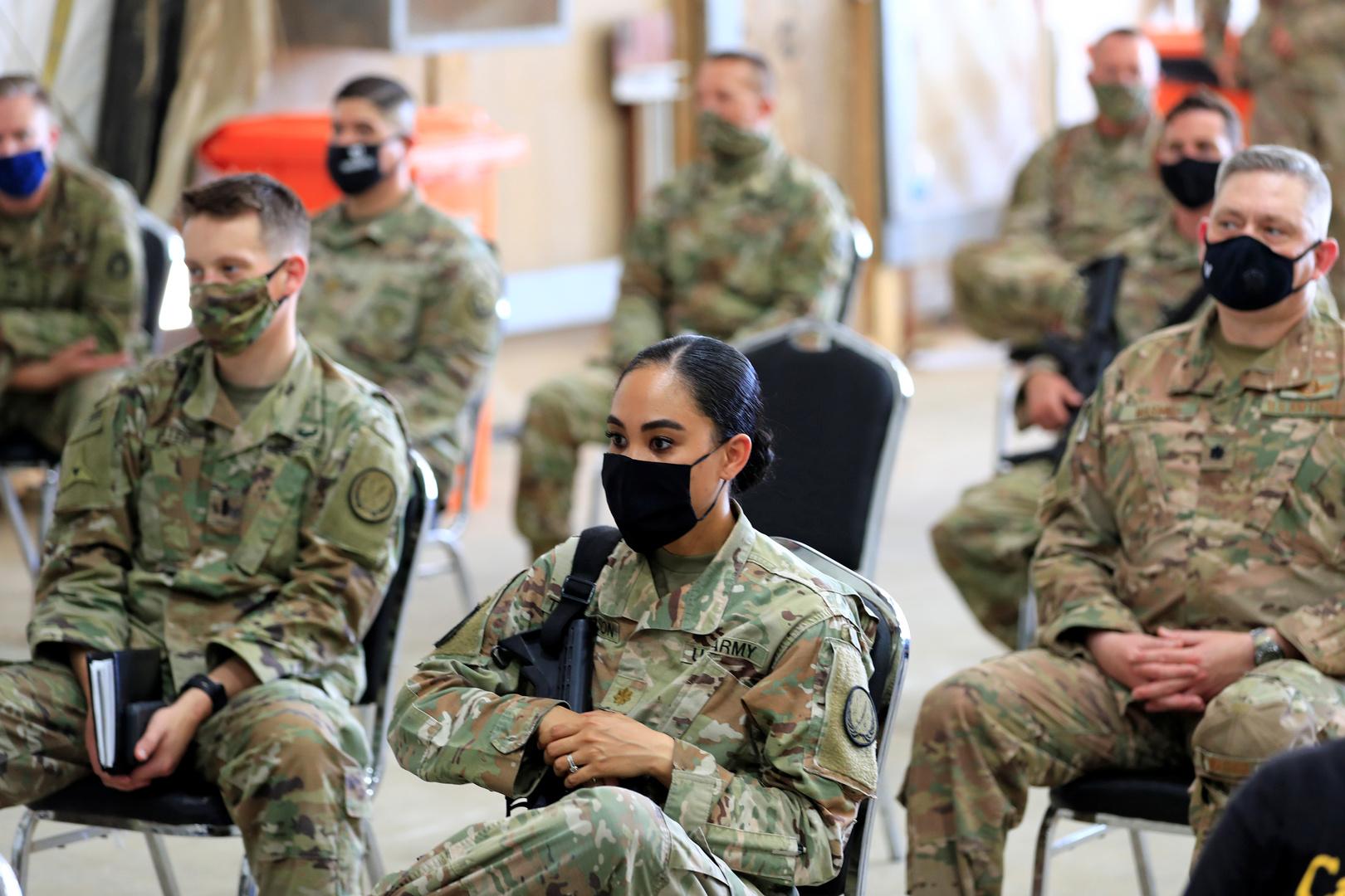 عسكريون أمريكيون في العراق